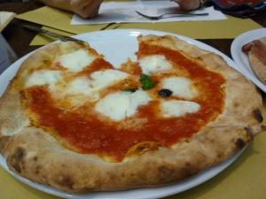 Margarita Pizza Torino