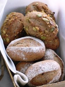 Pur Pur Bread Rolls