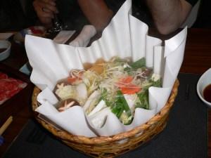 Japanese Hot Pot Hida Beef