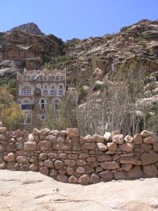yemeni mansion