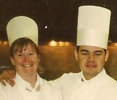 Me and Luis 1988